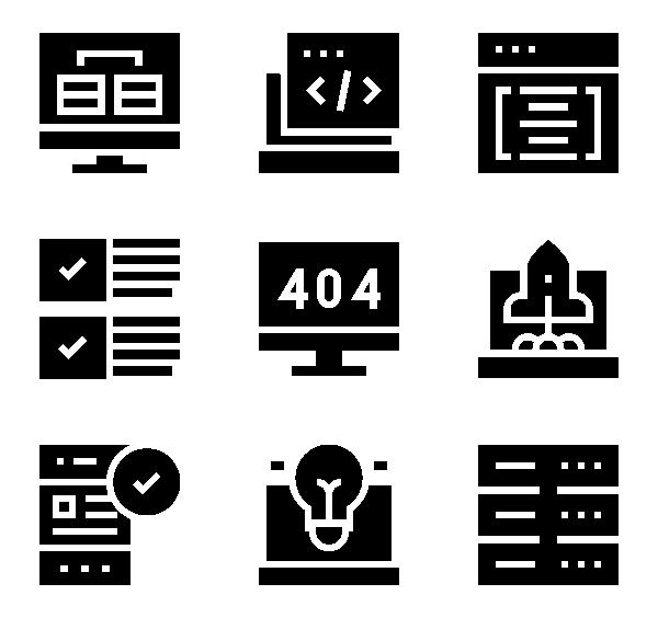 网络维护图标