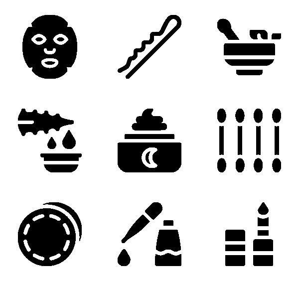化妆品图标