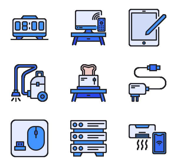 电子设备图标