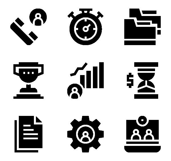 人力资源图标