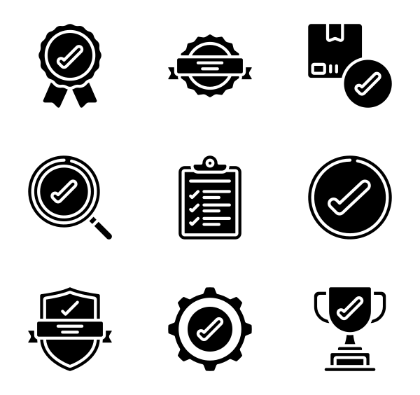 质量控制图标