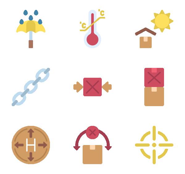 包装符号图标