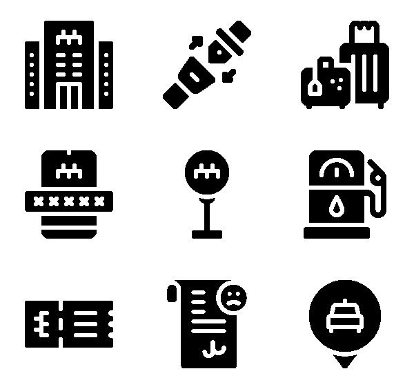 士服务图标