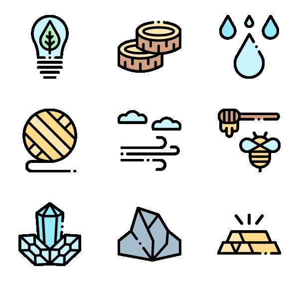 自然资源图标