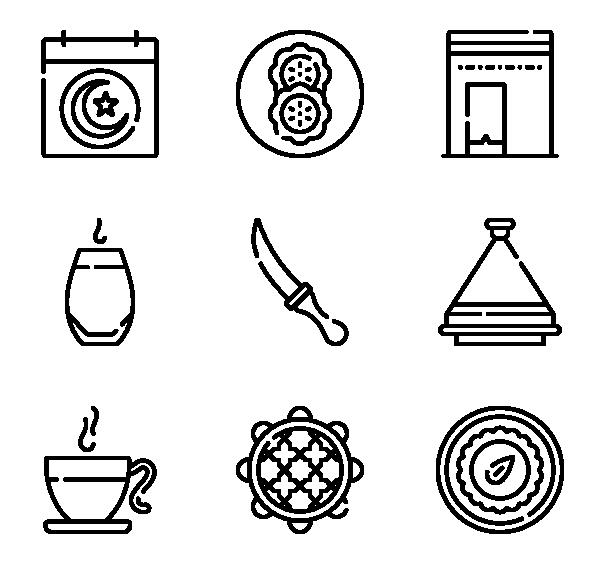 穆哈拉姆图标
