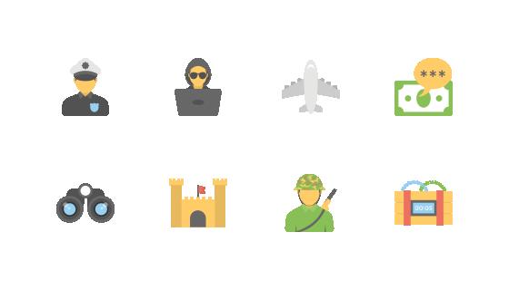 军事和武器