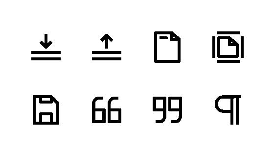 文本编辑器