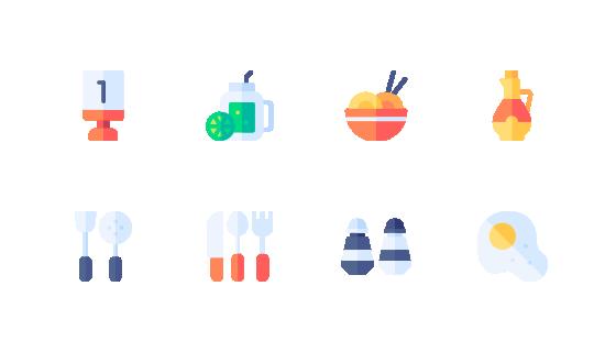 食品与餐馆