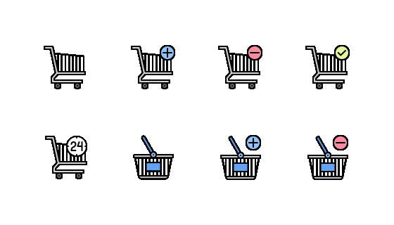 超市和购物中心